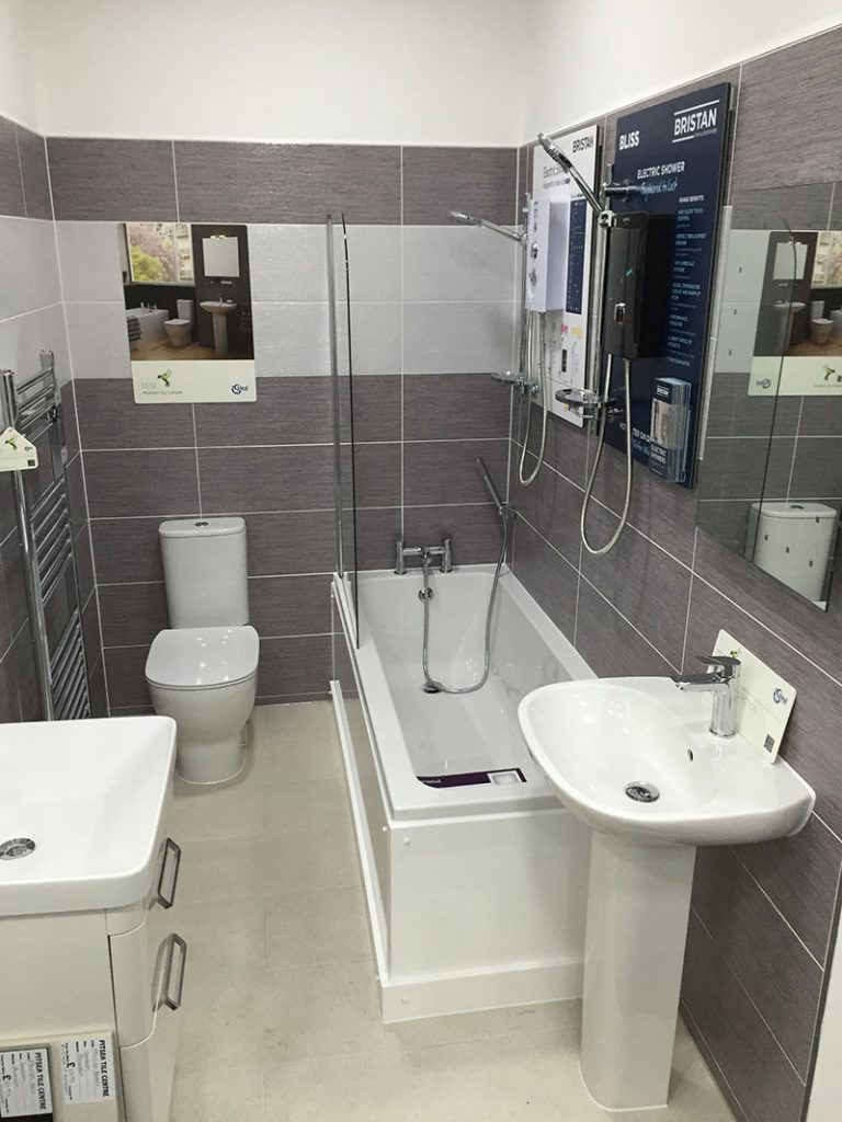 Bathroom Showrooms Essex showroom - hurleys bathrooms